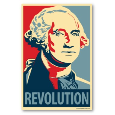 george washington revolution farewell address prophecy political parties debt foriegn alliances liberty