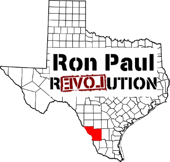 ron paul revolution webb county convention precinct delegate resolution gop republican 2012 president election campaign constitution federal reserve income tax undeclared war ndaa indefinite detention