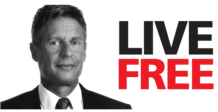 "gary johnson ron paul live free revolution politics rand mitt romney liberty movement fort worth texas gop republican convention ""fox and hound"""