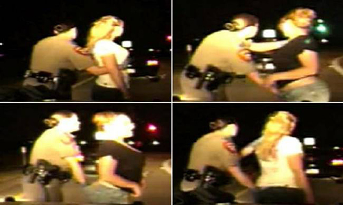 State Trooper Kelley Hellerson sexually assaults Angela and Ashley Dobbs