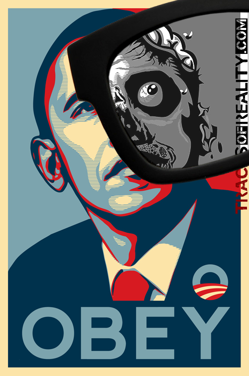 tracesofreality traces of reality TOR TORradio Obey President Dictator Tyrant Barack Obama
