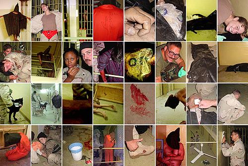 Photos from Abu Ghraib