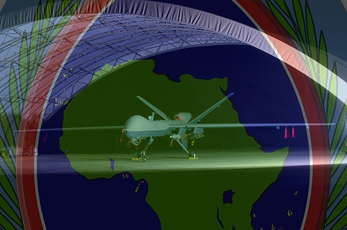 Manifest Destiny in Africa: AFRICOM Goes West To Build Drone Base in Niger