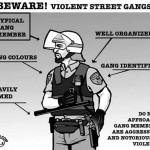 Beware! Violent street gangs