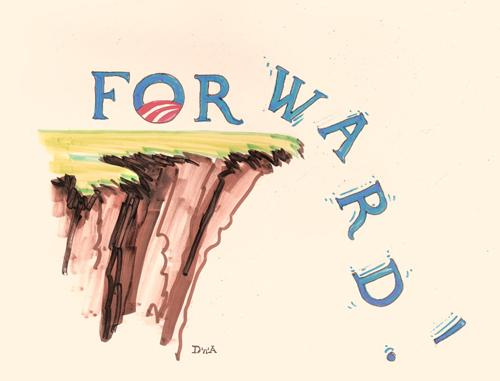 Forward!