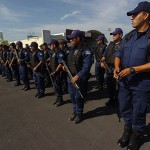 Mexican police under the employ of the Sinaloa cartel