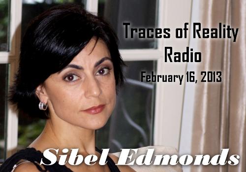 Sibel Edmonds Guillermo Jimenez tracesofreality traces of reality TOR Radio TORradio podcast RBN