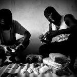Cocaine dealers in Guinea-Bissau get a shipment ready for export to Europe.