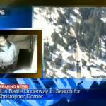 Christopher Chris Dorner Cabin Big Bear Fire Set by Police LAPD Burners