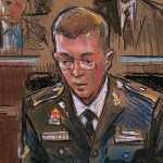 "Bradley Manning says U.S. """"became obsessed with killing and capturing people rather than cooperating"" with other governments."