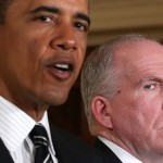 "President Barack ""Kill List"" Obama and CIA Director John ""Torture Advocate"" Brennan"
