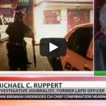 Warrior or Threat? Cop-killer on the run declares war on LAPD