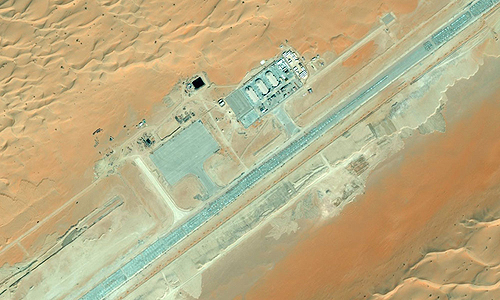 """Is this the """"secret"""" Saudi drone base?"""