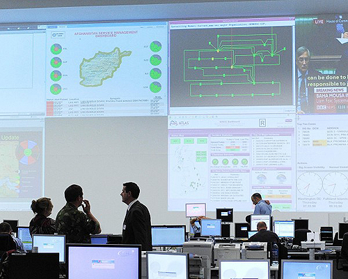 U.K.'s Global Operations Security Control Centre