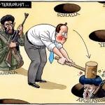 global war on terror tracesofreality