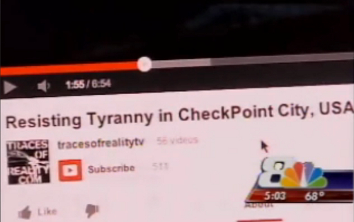 tracesofreality traces of reality TOR TORradio radio podcast guillermo jimenez KGNS pro 8 news NBC checkpoints border patrol resisting tyranny checkpoint city, USA CBP DHS homeland security