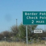Internal Checkpoints Domestic Passports Hispanic Border Laredo Texas Patrol CBP DHS police state