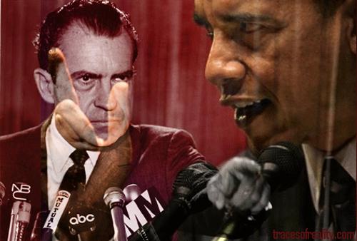 Barack Obama Richard Nixon secrecy freedom of the press transparency Pentagon papers daniel ellsberg James Goodale tracesofreality traces of reality TOR