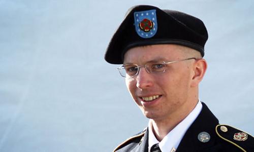 Bradley Manning Nobel Peace Prize