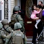 Boston Door to Door Searches Lockdown Police State Martial Law