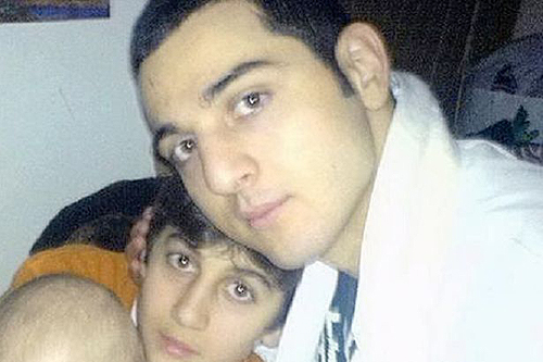 Dzhokhar & Tamerlan