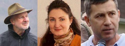 Fuller-Tsarnaev Family Graham Fuller Samantha Ruslan Tsarni Tsarnaev