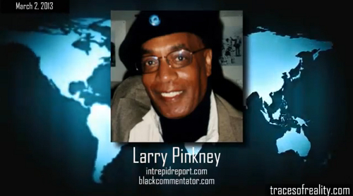 Larry Pinkney on Traces of Reality Radio TORradio TOR TORtv TV YouTube