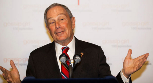 Michael Bloomberg NYC New York City Mayor