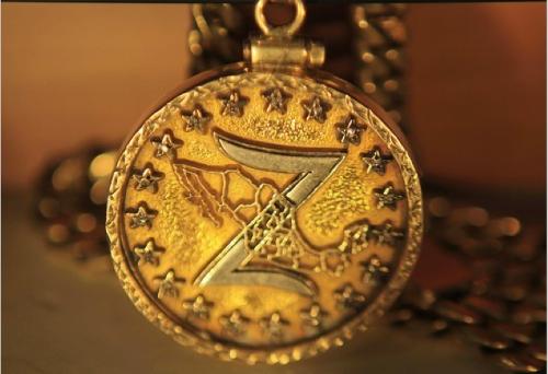 zetas medallion