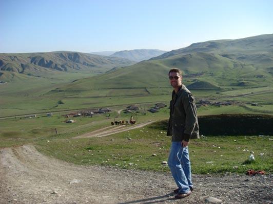 Brian Glyn Williams Azerbaijan