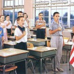 Kids Reciting the Pledge of Allegiance