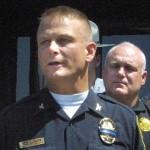 Police Chief Rick McCubbin