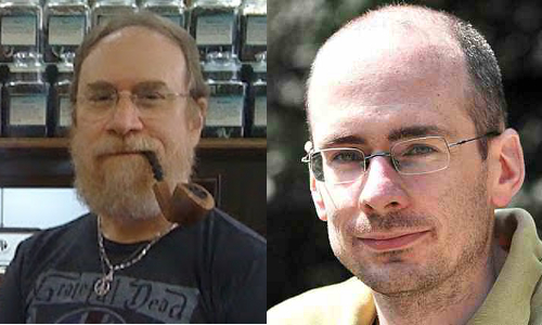 Sheldon Richman and James Corbett