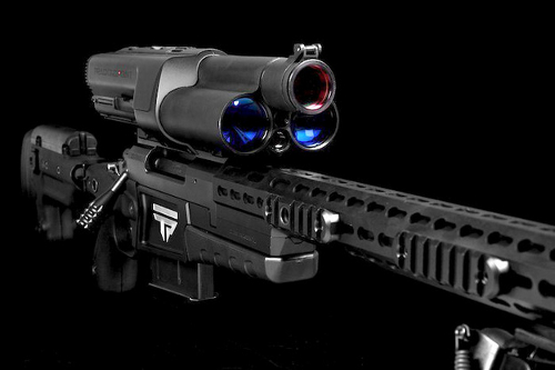 TrackingPoint Smart Rifle