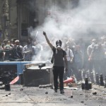 Protests in Turkey Smoke Clears