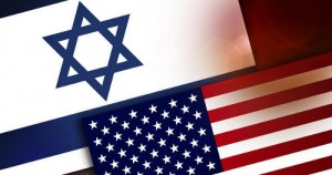 US and Israel Flags