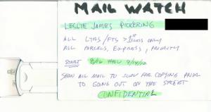 Mail Watch