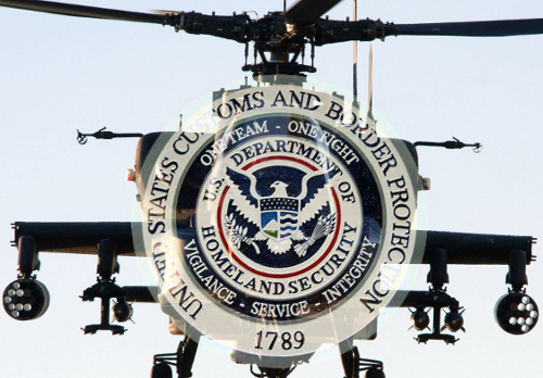 Militarized Border Laredo Texas Apache Helicopter Drills Military Border Patrol