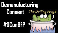 Guillermo Jimenez host Demanufacturing Consent Boiling Frogs Post podcast