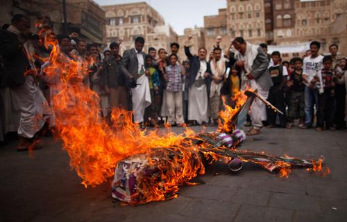 Drones in Yemen