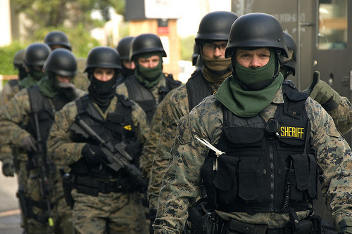 Warrior Cops