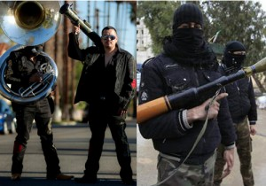 Narco Culture, Syria, and Legitimate Journalists