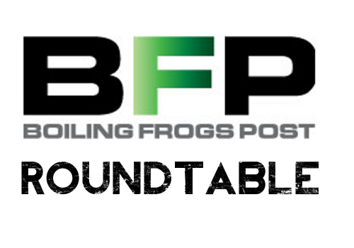 BFP Roundtable Boiling Frogs Post Sibel Edmonds Peter Collins James Corbett Guillermo Jimenez