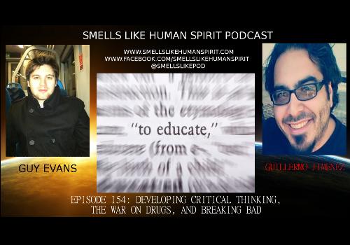 Guillermo Jimenez SLHS Podcast 154