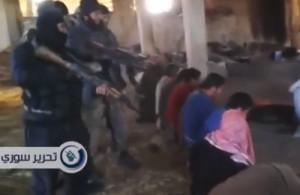 Caucasus jihadists execute Syrians