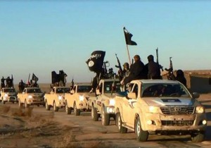 The black banners of Al Qaeda ride across Syria