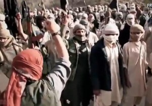 Al Qaeda gathering in Yemen, featuring Zawahiri's heir-apparent Nasir al-Wuhayshi