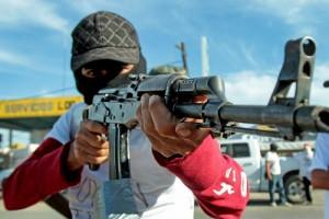Autodefensa Michoacan