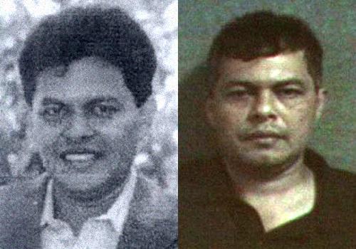 """Carlos Alberto Rosales Mendoza, alias """"El Tisico"""""""