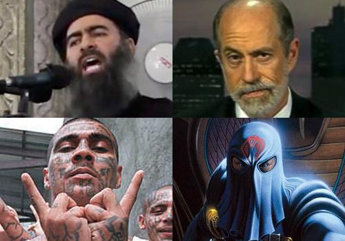 ISIS Mexican Cartels Grid Jihad